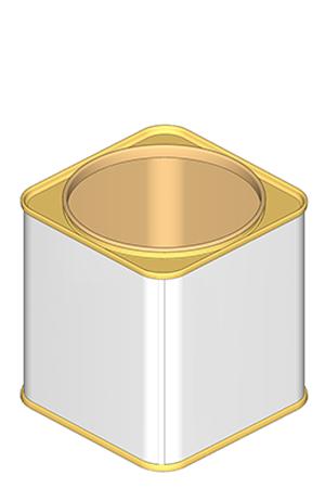 MINI Boite carrée 100x100x100