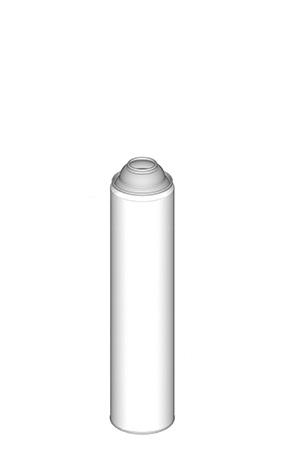 Mini-Boitier aérosol chapiteau 65x300