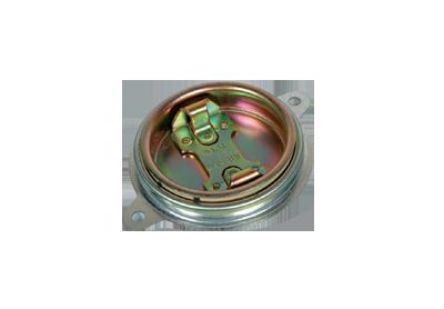 goulot métallique pour bidon métallique